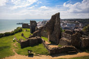 Hastings Castle